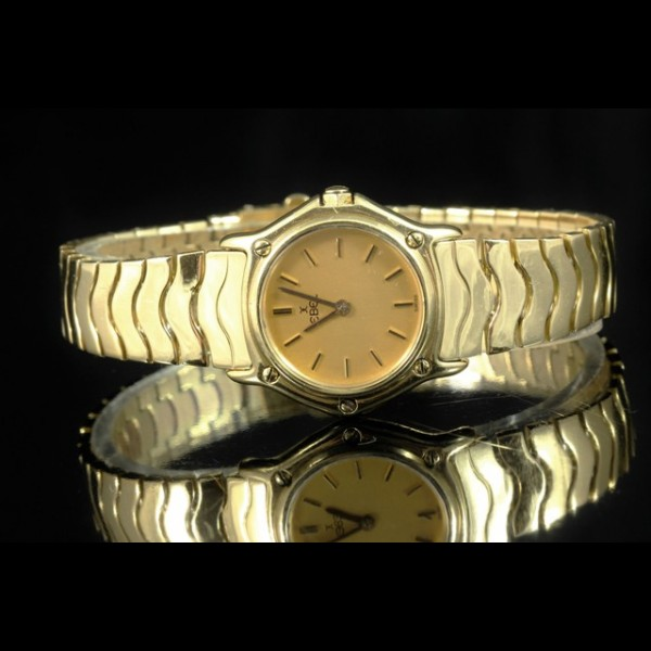 EBEL Wave or jaune 8669